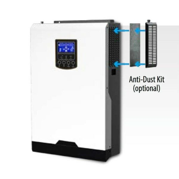 Противопыльный фильтр для инверторов SILA_2