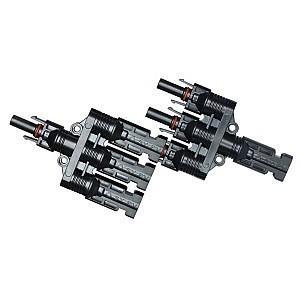 Коннектор MC4-T3 тройной