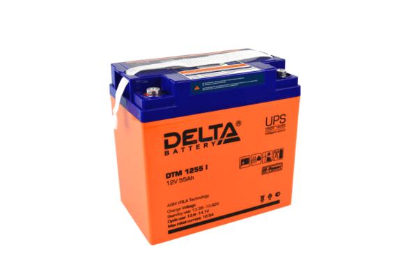 Аккумулятор Delta DTM 1255 I