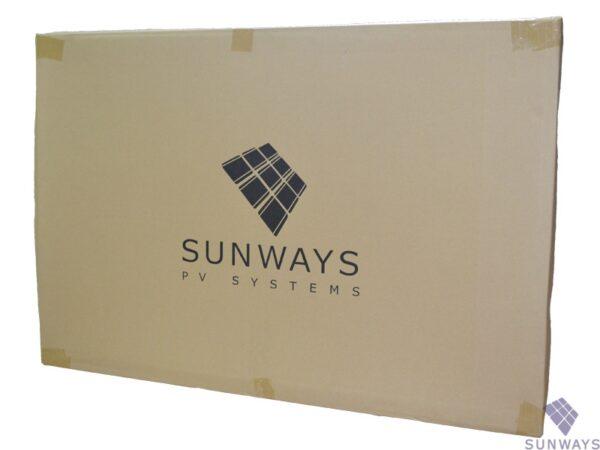 Солнечная батарея Sunways FSM 100P вид 3