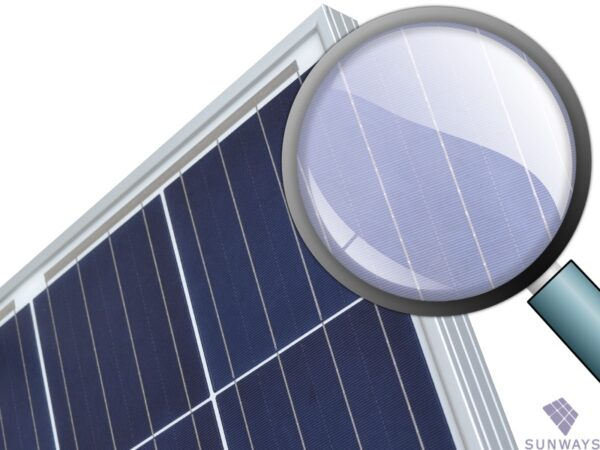 Солнечная батарея Sunways FSM 320P вид 1