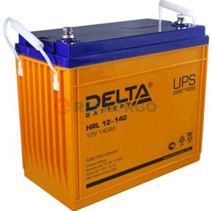Аккумулятор Delta HRL 12-140