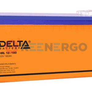 Аккумулятор Delta HRL 12-180