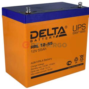 Аккумулятор Delta HRL 12-55