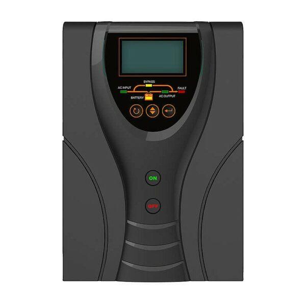 Инвертор / ИБП Sila EP20-300 (вид спереди)