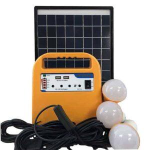 Портативный комплект освещения на солнечной батарее E-Power HT-1210Y