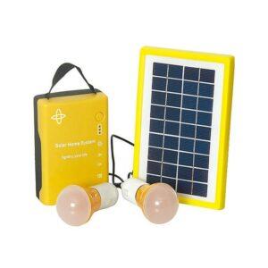 Портативный комплект освещения на солнечной батарее E-Power HT-701Y