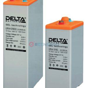 Аккумулятор Delta OPzV 100