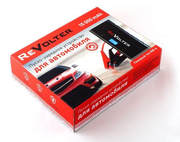 Пусковое устройство ReVolter Nitro в упаковке