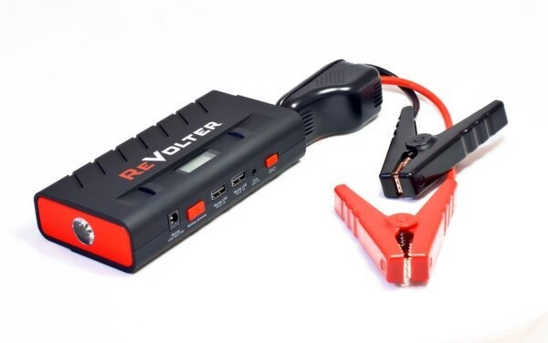 Пусковое устройство ReVolter Nitro с зажимами