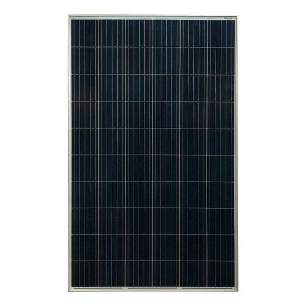 Поликристаллическая солнечная панель Sila 200Вт 24в 5bb