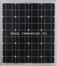 Солнечная батарея монокристаллическая Delta SM 50-12 M