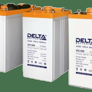 Аккумулятор Delta STC 2000
