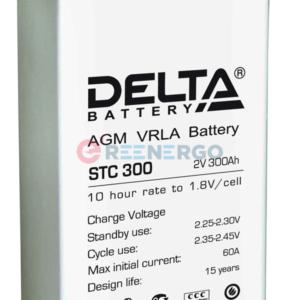 Аккумулятор Delta STC 300