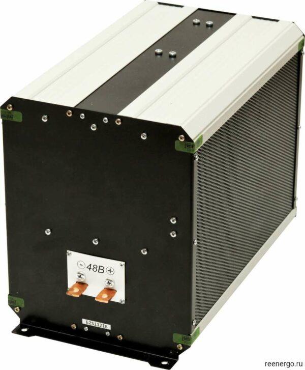 СибВольт 4048 инвертор DC-AC обратная сторона