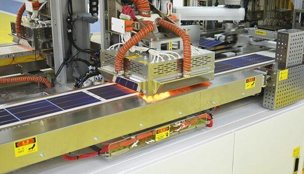 контроль качества солнечных панелей