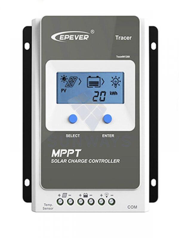 Контроллер заряда EPSolar Tracer MPPT 2210A-4