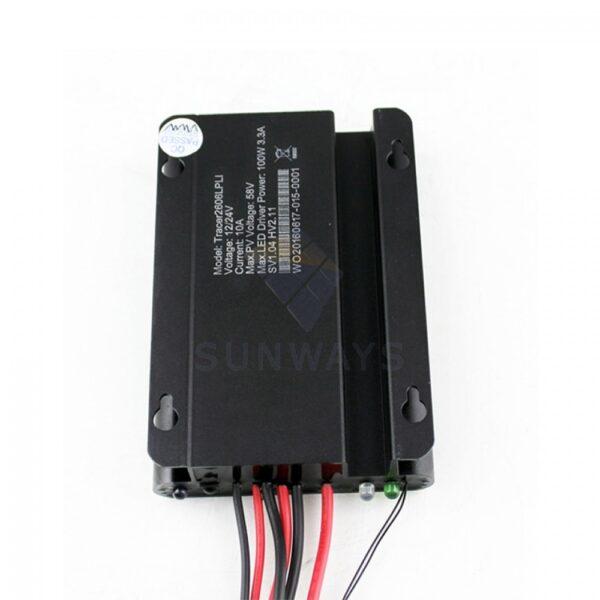 Контроллер заряда EPSolar Tracer MPPT 2606LPLI-3