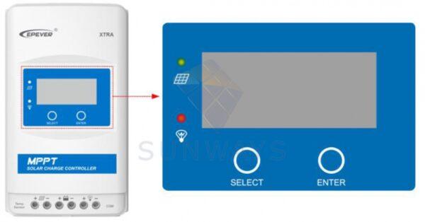 Контроллер заряда XTRA4210N-XDS1-3