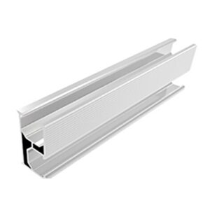 Алюминиевый рейлинг для крепления солнечных панелей