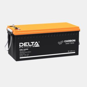 Аккумулятор карбоновые Delta CGD 200-12