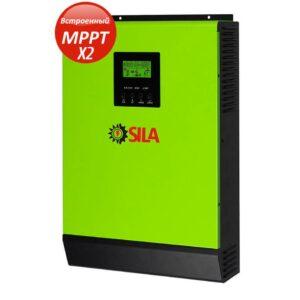 Гибридный солнечный инвертор SILA PRO 5000 ML