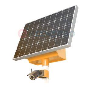 Видеонаблюдение от солнечной панели